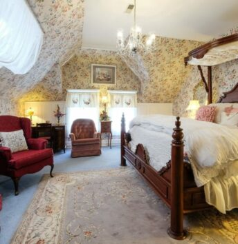 Third Floor Guest Rooms, Central Park Boutique Bed & Breakfast Hotel