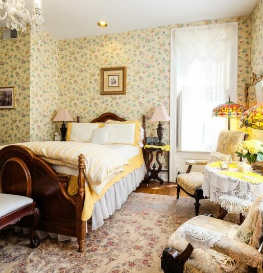 Second Floor Guest Rooms, Central Park Boutique Bed & Breakfast Hotel